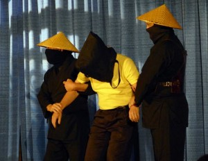 Bob & The Ninjas 2013