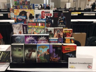 Awesome Con table