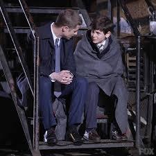 Gordon and Bruce