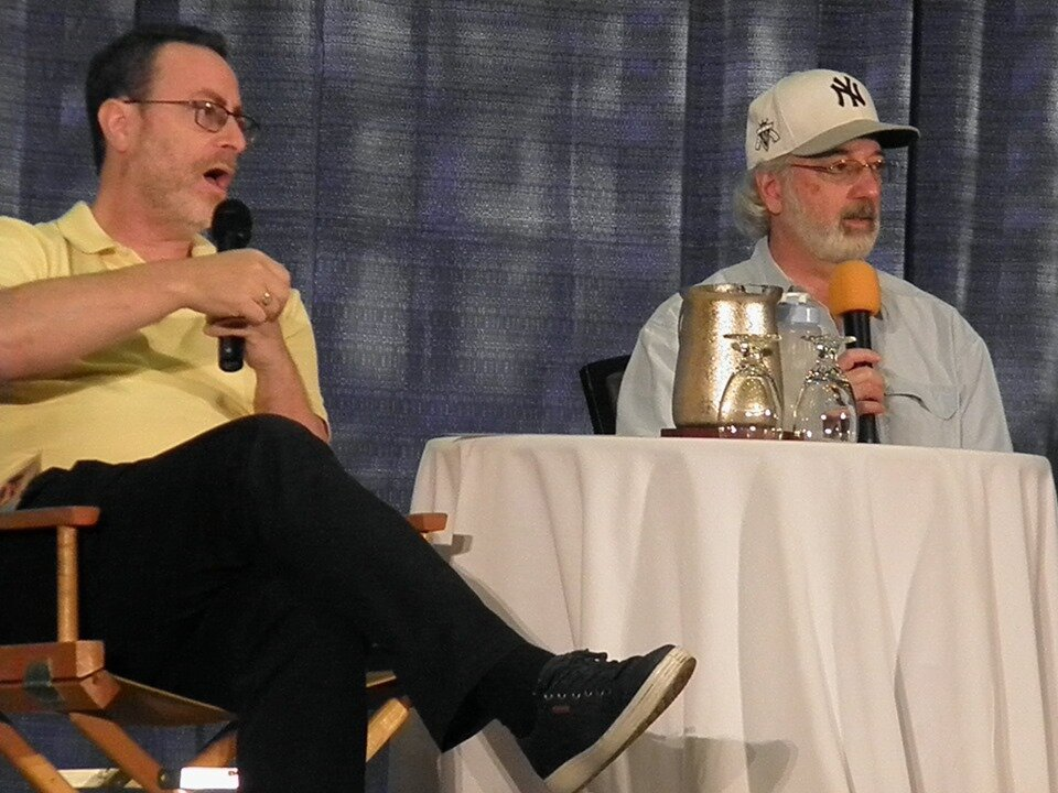 There's little better than chatting books, writing, television, and current events with Howard Weinstein at our annual Bob & Howie Show during Shore Leave in July.